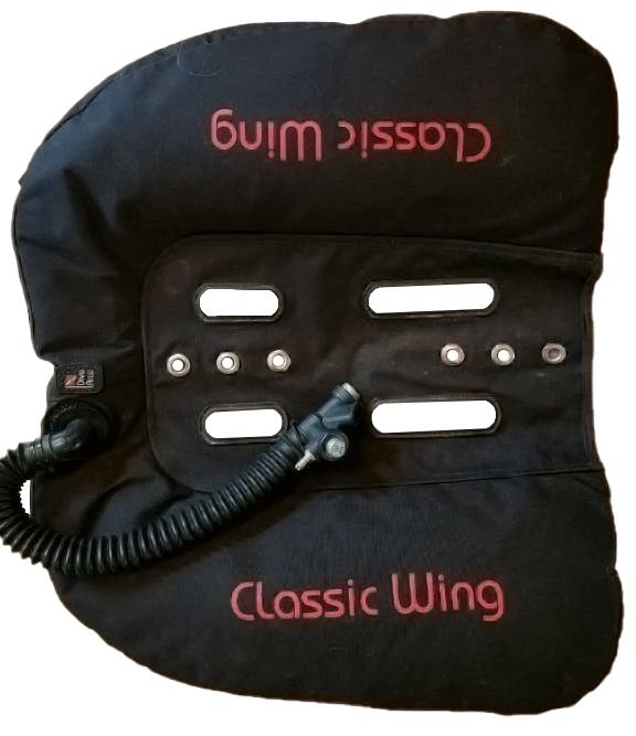 Dive Rite Classic Wing