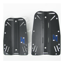Halcyon Carbon Fiber backplate