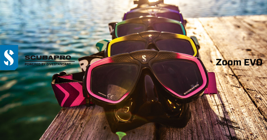 Best mask for scuba diving
