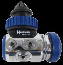 Набор регуляторов Halcyon H-50 Doubles