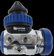 Первая Ступень Halcyon  H-50D