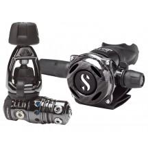 Набор регулятор Scubapro MK25 EVO / A700carbon Black Tech