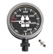 Манометр OMS Master SPG 52 mm 5500 PSI