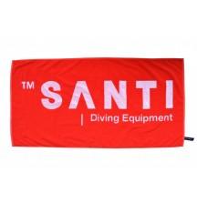 Полотенце Colorfully-woven SANTI towel