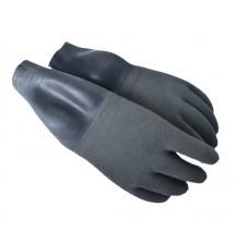 Резиновые перчатки Santi с манжетами
