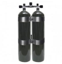 Спарка стальная BTS 12 л, 232 Bar, DIR Style CONCAVE, Black